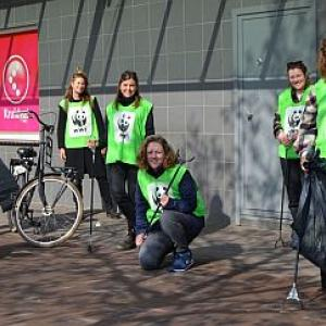 Clean Up day Overvecht
